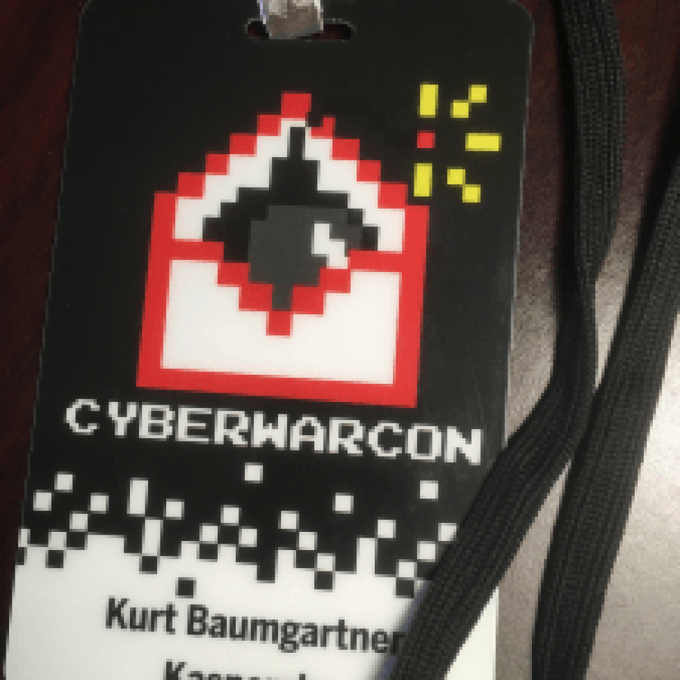 First Annual Cyberwarcon